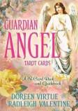 Guardian Angel Tarot Cards : A 78-Card Deck and Guidebook, CARTI TAROT , ENGLEZA, Doreen Virtue