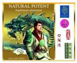 Natural Potent 10ml,4 fiole, Naturalia Diet
