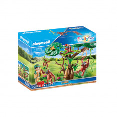 Playmobil Family Fun - Urangutani in copac
