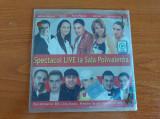 SPECTACOL LIVE LA SALA POLIVALENTA , CD MANELE .