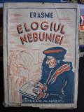 ELOGIUL NEBUNIEI - ERASME