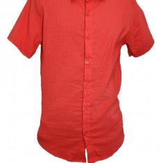Camasa clasica, eleganta, de culoare rosie