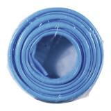 Furtun armat de gradina, 20 m, 1/2 inch, 5 bar, PVC, Albastru, General