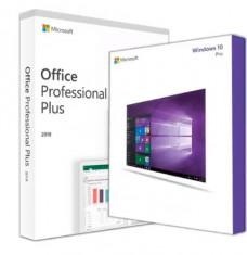 Windows 10 PRO + OFFICE 2019 PRO + AVAST PREMIUM foto