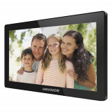 Monitor videointerfon TCP/IP Wireless, Touch Screen IPS-TFT LCD 10 inch - HIKVISION SafetyGuard Surveillance