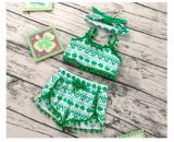 Costumas de vara pentru fetite - Lucky (Marime Disponibila: 2 ani)