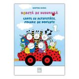 Bobiță și Buburuză - Carte cu activități, jocuri și povești nr. 1