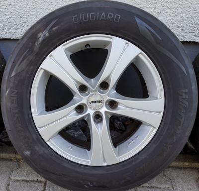 Roti/Jante Audi Q7, VW Touareg, Nissan, Porsche, 5x130, 235/65 R17 foto