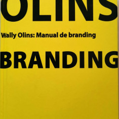Wally Olins, MANUAL DE BRANDING