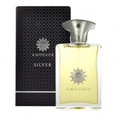 Apa de parfum Barbati, Amouage Silver, 100ml, 100 ml