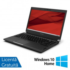 Laptop Toshiba Portege R940, Intel Core i5-3340M 2.70GHz, 4GB DDR3, 320GB SATA, DVD-RW, 13.3 Inch + Windows 10 Home