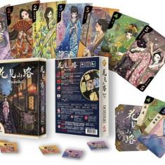 Joc De Societate Hanamikoji Board Game