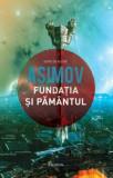 Fundatia 5: fundatia si pamantul/Isaac Asimov, ART