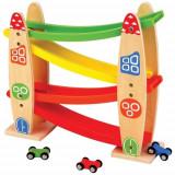 Traseu pentru Masinute Lelin, New Classic Toys