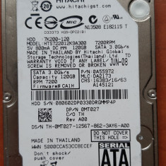 HDD laptop 120Gb SATA