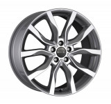 Jante VOLKSWAGEN T-ROC 6.5J x 16 Inch 5X112 et45 - Mak Koln W Silver - pret / buc, 6,5