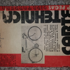 Pliant/carte tehnica  bicicleta Pegas Torpedo 2128