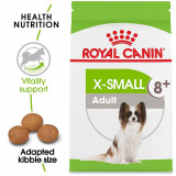 ROYAL CANIN X-SMALL ADULT, 8+ 1,5kg