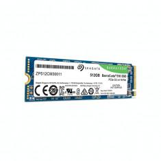 SSD Seagate BarraCuda 510 512GB PCI Express x4 M.2 2280-S2
