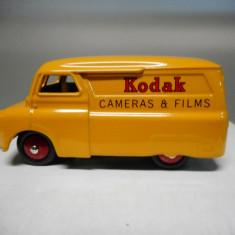 Macheta BEDFORD VAN 10 CWT KODAK - Dinky Toys