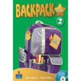 Backpack Gold 2 and CD ROM. Student Book 2 - Diane Pinkley