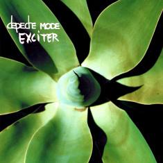 Depeche Mode Exciter 180g HQ LP remastered 2017 (2vinyl)