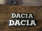 Restaurare / Design / Colectie - Emblema / Sigla masina Dacia - made in Romania
