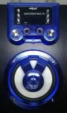 Boxa bluetooth, GR-WKS140, radio, mp3, auxiliar + microfon karaoke