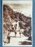 456 - Vasile Roaita, spre plaja / carte postala RPR circulata 1951, Necirculata, Fotografie