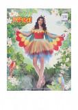 Costum de papagal pentru femei, S/M, multicolor