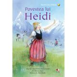 Carte Editura Litera, Invat sa citesc. Povestea lui Heidi, nivelul 4