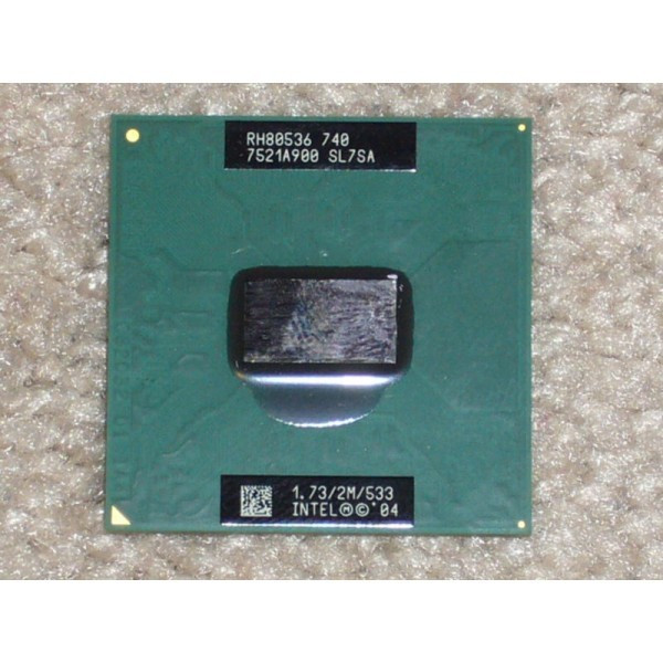 procesor laptop Intel Centrino 1.73 / 2M / 533