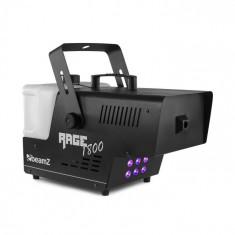 Beamz Rage 1800, LED, aparat de făcut fum, 6 x 4 W, RGBW LED diode, 1800W, 530m³ / min, volum 3,5l