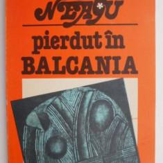 Pierdut in Balcania – Fanus Neagu