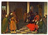 ARTA THEODOR AMAN VLAD TEPES SI SOLII TURCI MUZEUL DE ARTA, Necirculata, Printata