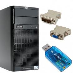 Calculator HP Proliant ML110 G6, Intel Core i5 650 3.2GHz, 8GB DDR3 ECC, ATI HD...