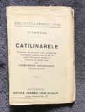 Catilinarele / de Cicero