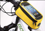 Cumpara ieftin Borseta frontala ROSWHEEL bicicleta galben, mountain bike ptr Focus, Merida, Giant