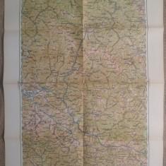 Sighet/ harta Serviciul Geografic al Armatei 1939