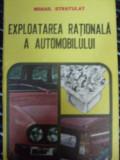 Exploatarea Rationala A Automobilului - Mihail Stratulat ,549241
