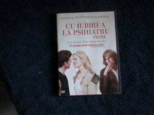 dvd cu iubirea la psihiatru