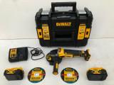 Polizor Unghiular pe baterie Dewalt DCG 405 Fabricație 2018