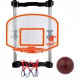 Cos de bashet cu minge, model panou pentru interior, 43×34 cm