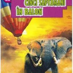 Cinci saptamani in balon - Jules Verne