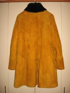 Cojoc piele/ blana naturale Shearling, superb Mar L/ XL
