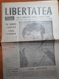 Ziarul libertatea 3 noiembrie 1990