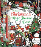 Cumpara ieftin Christmas Magic Painting Book - Carte Usborne 5 ani +