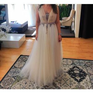 Rochie de mireasa Innocenti Sposa, purtata o sigura data, stare impecabila