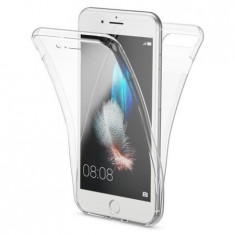 Husa pentru Apple iPhone 7 Plus, GloMax TPU 360, Transparent