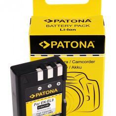 PATONA| Acumulator tip Nikon EN-EL9 ENEL9 EN EL9
